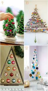 Christmas Tree Books Diy by 25 Best Alternative Christmas Tree Ideas On Pinterest Xmas Tree
