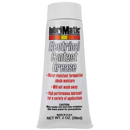 LubriMatic Electrical Contact Grease - 59ml