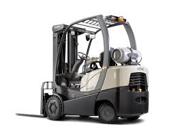 100 Crown Turret Truck Equipment Debuts New Internal Combustion Forklift