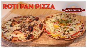 How To Make Roti Pan Pizza In Hindi