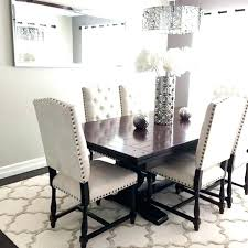 Kitchen Table Rug Ideas Dining Rugs Room Area Designs Design Of