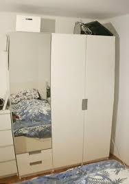 ikea pax kleiderschrank weiß gebraucht b150xt60xh201cm