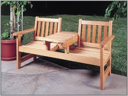 wood outdoor furniture plans free patios home design ideas