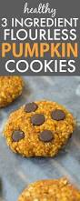 Libbys Pumpkin Orange Cookies by Healthy 3 Ingredient Pumpkin Cookies