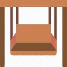 Furniture Garden House Seat Swing Icon