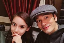 Bad Is Huang Xiaoming Admits Wife Angelababy Isnt A Very Good Actress