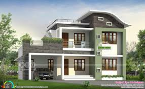 100 Contemporary Home Designs 2188 Square Feet 2 BHK Contemporary Home Kerala Home