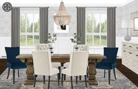 100 Interior Design Transitional Eclectic Dining Room By Havenly