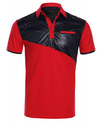 youstar men u0027s collared polo t shirt in various colors and styles