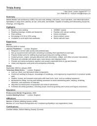 Refrigeration Mechanic U2013 Primeflightsdirtysecrets Welding Resume Template Entry Level Resumes Accountant