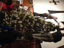 Christmas Tree Decorations Ideas 2014 by Christmas Tree Decorating 2014 Trinity Lutheran Church
