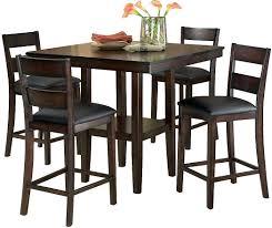 Sofia Vergara Black Dining Room Table by The Brick Dining Room Sets Exposed Brick Dining Room Walls Design