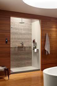 41 best teak textured bathrooms images on shower wall