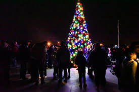 Fun Filled Night At Annual Spring Hill Tree Lighting Ceremony