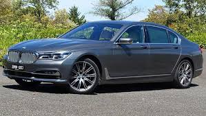BMW 7 Series 2016 review