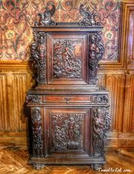 baroque cabinet probably burgundy 17th century château d azay