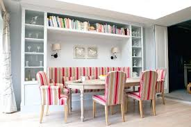 Built In Bench Seating For Dining Room Sets With Table