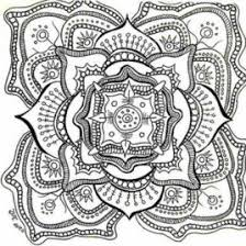 Free Printable Abstract Coloring Pages For Adults Kids
