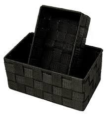 lashuma aufbewahrungskorb set 2 stück 1x badkorb 19x10x7 cm 1x aufbewahrungsbox 20x13x10 cm kaufen otto