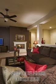 Brown Living Room Decorations by Best 25 Dark Brown Couch Ideas On Pinterest Leather Couch