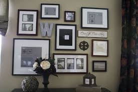 DecorationsAstounding Frame Wall Art Ideas On Grey Paint Also Black Flower Vase Plus