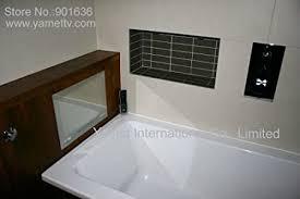 15 6 spiegel tv spiegel im badezimmer tv wasserdicht
