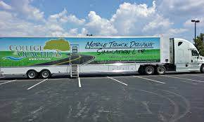 100 Southwest Truck And Trailer CollegeOuachitas On Twitter COTOs Mobile Driving