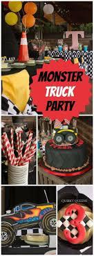 Monster Truck Party / Birthday