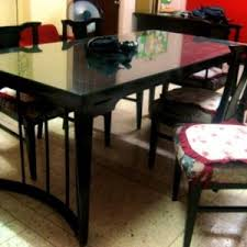 Dining Room Tables Glasgow Table And Chairs Gumtree New 6 Seater