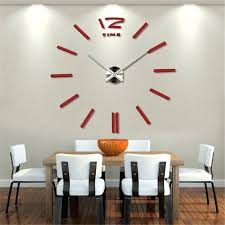 Wall Clock Home Decor Ideas Decorative Online India Latest Design Images Adorable