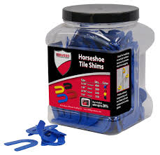 Leveling Spacers For Tile by Rtc Products Horseshoe Tile Shims Rtc Products