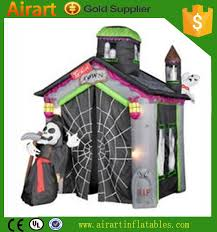 Halloween Inflatable Archway Tunnel by Halloween Inflatable Haunted House Yantai Airart Inflatable Co Ltd
