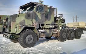 100 Het Military Truck TR50060 3 Oshkosh Equipment Sales LLC