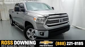 Used Toyota Tundra 2WD Truck At Ross Downing Used Cars In Hammond ... Used Toyota Trucks In Usa Bestwtrucksnet 2013 Used Toyota Tacoma Prerunner At Triangle Chrysler Dodge Jeep 2009 4wd Double V6 Automatic Honda Of 2000 Overview Cargurus Intended For Mesmerizing New Arrivals Jims Truck Parts 1993 Pickup Lifted 2017 Trd 44 Sale 36966 Within 2016 Limited Cab Sullivan Motor Company Inc Serving West Plains Vehicles For A Auto Sales Somerset Ky Cars Trucks Service 1991 Classic Car Phoenix Az 85078 Small Decent Caps