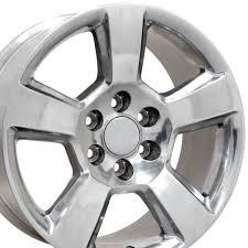 100 20 Inch Truck Rims Amazoncom OE Wheels Fits Chevy Silverado Tahoe GMC Sierra