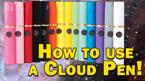 100 Cloud Pen Headed Wests How To Use Your MicroVaped And