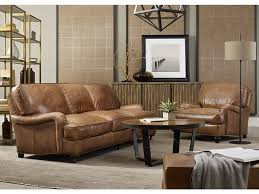 Bradington Young Sofa Quality by Hamrick Leather Sofa From Bradington Young