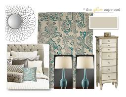 Tiffany Blue Bedroom Ideas by The Yellow Cape Cod May 2014