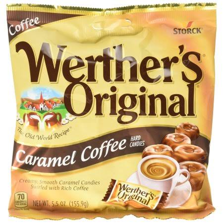 Werther's Original Creamy Caramel Filled Hard Candies - 5.5oz