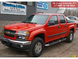 2008 Chevrolet Colorado LT Crew Cab 4x4 In Inferno Orange Metallic ... 2018 Chevrolet Colorado For Sale In Sylvania Oh Dave White 2019 Midsize Truck Diesel Pickup Canada 2015 Adds Box Delete Seat Options Z71 Crew Cab 4wd Black 122795 N Review Ratings Edmunds Various The 2016 4x4 Cooler Trucks Off Roads 2006 Xtreme Reg Cab Pictures Mods Upgrades New 2wd Work Extended Reviews And Rating Motor Trend
