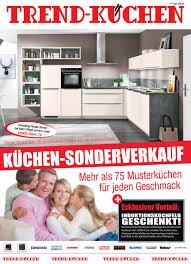 prospekt trend möbel küchen märz 2018 by märkische