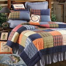 Shop C F Northern Plaid Quilt Bedding By CF