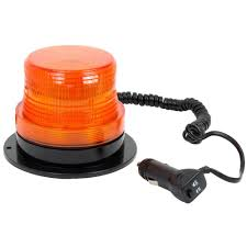 Blazer International 12-Volt LED Amber Emergency Strobe Beacon Light ...