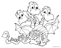 Evil Dragon Coloring Pages For Adults Cute Baby