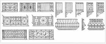 balcons en fer forgé par un artisan d expérience design