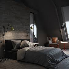 22 Bachelor s Pad Bedrooms for Young Ener ic Men