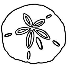 Seashell Clip Art Black And White Gallery