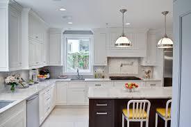 tile backsplashes with prewar kitchen transitional and