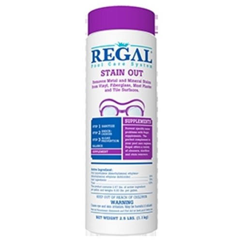 Regal 50-2702 2.5 lbs Stain Out Chemical 12 per Case