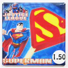 Superman Justice League Ice Cream Popsicle Bar Fridge Magnet DC ... Girl Eating A Popsicle Stock Photos List Of Synonyms And Antonyms The Word Ice Cream Truck Menu Gta Softee Ice Cream Truck Services Companies Choose An Ryan Cordell Flickr Big Bell Menus Car Scooters Gasoline Motorcycle Food Cartmobile Van Shop On Wheels Brief History Mental Floss My Cookie Clinic Popsicle Cookies Good Humor Elderly Popsicle Vendor To Receive 3800 Check After Gofundme
